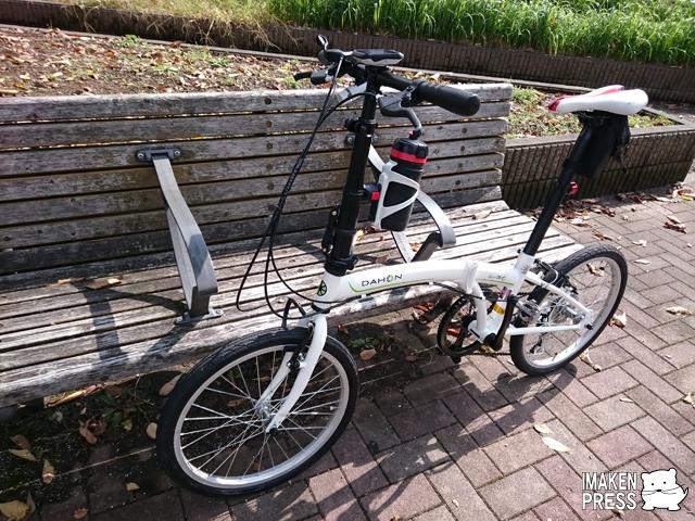 自転車の 自転車 チューブ交換 ママチャリ : ... SUV D6チューブ交換編